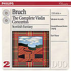 The complete violin concertos Scottish fantasy