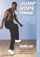 Jump rope training.