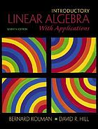 Introductory linear algebra with applications.
