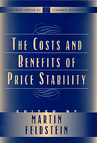 The costs and benefits of price stability