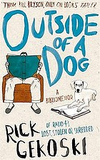 Outside of a dog : a bibliomemoir