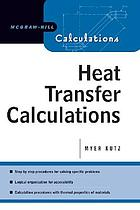 Heat-transfer calculations