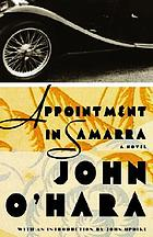 Appointment in Samarra : a novel