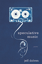Speculative music : poems