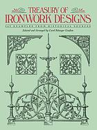 Treasury of ironwork designs : 469 examples from historical sources