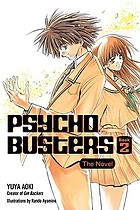 Psycho busters : the novel