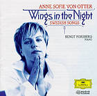 Wings in the night : Swedish songs.