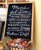 Menú del día : more than 100 classic, authentic recipes from across Spain