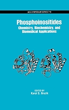 Phosphoinositides : chemistry, biochemistry, and biomedical applications