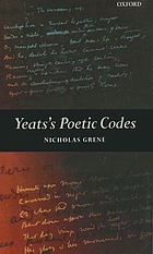 Yeats's poetic codes