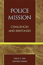 Police mission : challenges and responses