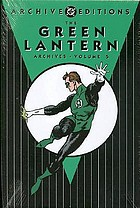 The Green Lantern archives. Volume 5