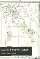 Atlas of European history,