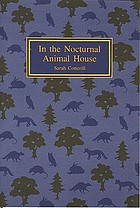 In the nocturnal animal house : poems