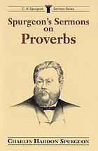 Spurgeon's sermons on Proverbs