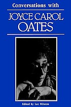 Conversations with Joyce Carol Oates