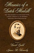 Memoirs of a Dutch mudsill : the