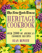 The New York Times heritage cookbook