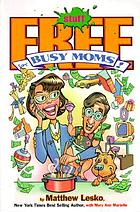 Free stuff for busy moms