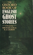 The Oxford book of English ghost stories.