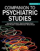 Companion to psychiatric studies