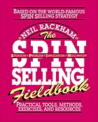 The SPIN® fieldbook : practical tools, methods, exercise, and resources