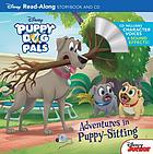 Adventures in puppy-sitting : read-along storybook and CD