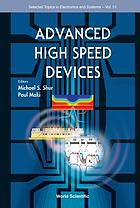 Advanced high speed devices