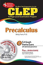 The best test preparation for the CLEP precalculus