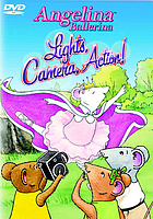 Angelina Ballerina. Lights, camera, action