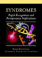 Syndromes : rapid recognition and perioperative implications