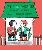 Let's be enemies.
