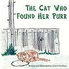 The cat who found her purr