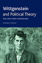 Wittgenstein and political theory : the view from somewhere