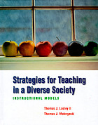 Strategies for teaching in a diverse society : instructional models