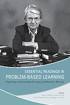 Essential readings in problem-based learning : exploring and extending the legacy of Howard S. Barrows