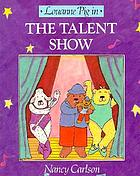 Louanne Pig in the talent show