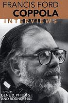Francis Ford Coppola : interviews