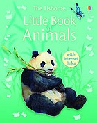 Usborne little book of animals