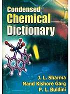 Condensed chemical dictionary