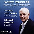 Portraits & tributes : works for piano : (1977-2014)
