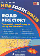 The Penguin New South Wales road directory : the country road directory for New South Wales.