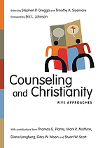 Counseling and Christianity : five approaches