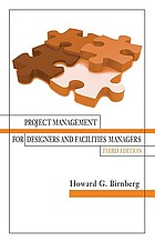 Project management for designers and facilities managers