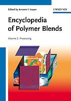 Encyclopedia of polymer blends. Volume 3, Structure