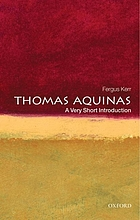 Thomas Aquinas : a very short introduction