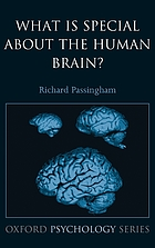 What is special about the human brain?