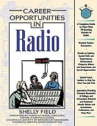Career opportunities in radio