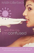With this ring, I'm confused : an Ashley Stockingale novel