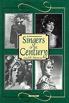 Singers of the century. Volume 2